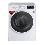 LG FHT1006SNW 6 Kg Fully Automatic Front Loading Washing Machine
