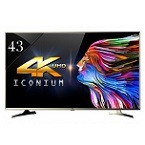 Vu 43BU113 43 Inch 4K Ultra HD LED Television