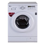 LG FH0B8NDL22 6 Kg Fully Automatic Front Loading Washing Machine