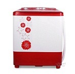 Panasonic NA W65B2RRB 6.5 Kg Semi Automatic Top Loading Washing Machine