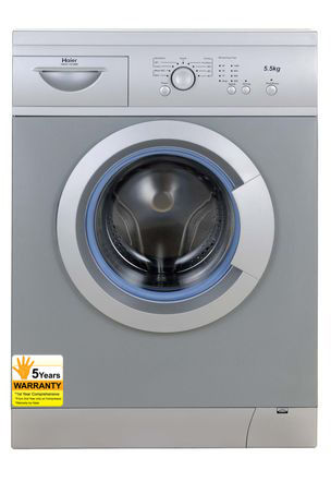 Haier HW55 1010 5.5 kg Fully Automatic Front Loading Washing Machine