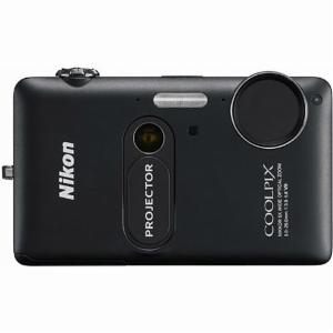 Nikon Coolpix S1200PJ Camera
