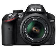 Nikon D3200 Camera with 18-55 mm Lens