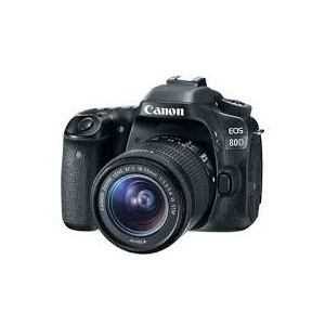 Canon EOS 80D with 18-55 mm Lens