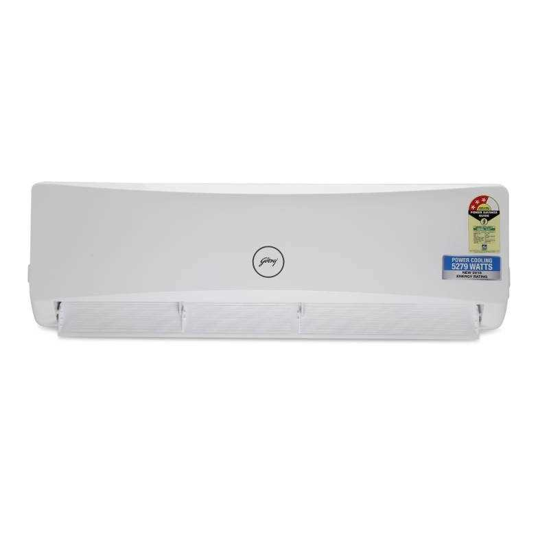 Godrej GSC 18 RGN 3 CWQR 1.5 Ton 3 Star BEE Rating 2018 Split AC