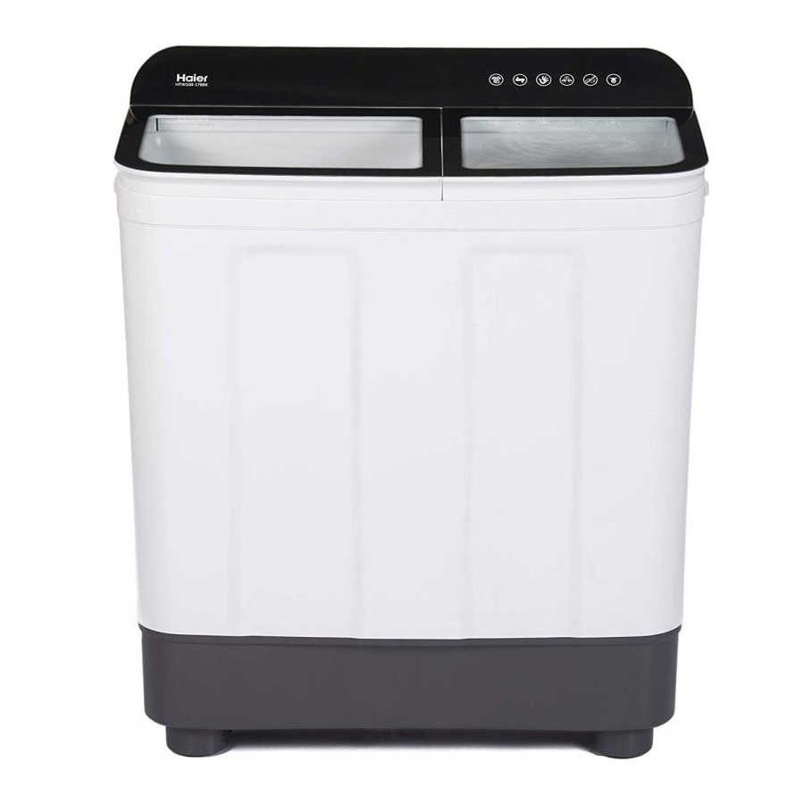 Haier HTW70-178BK 7 Kg Semi Automatic Top Loading Washing Machine