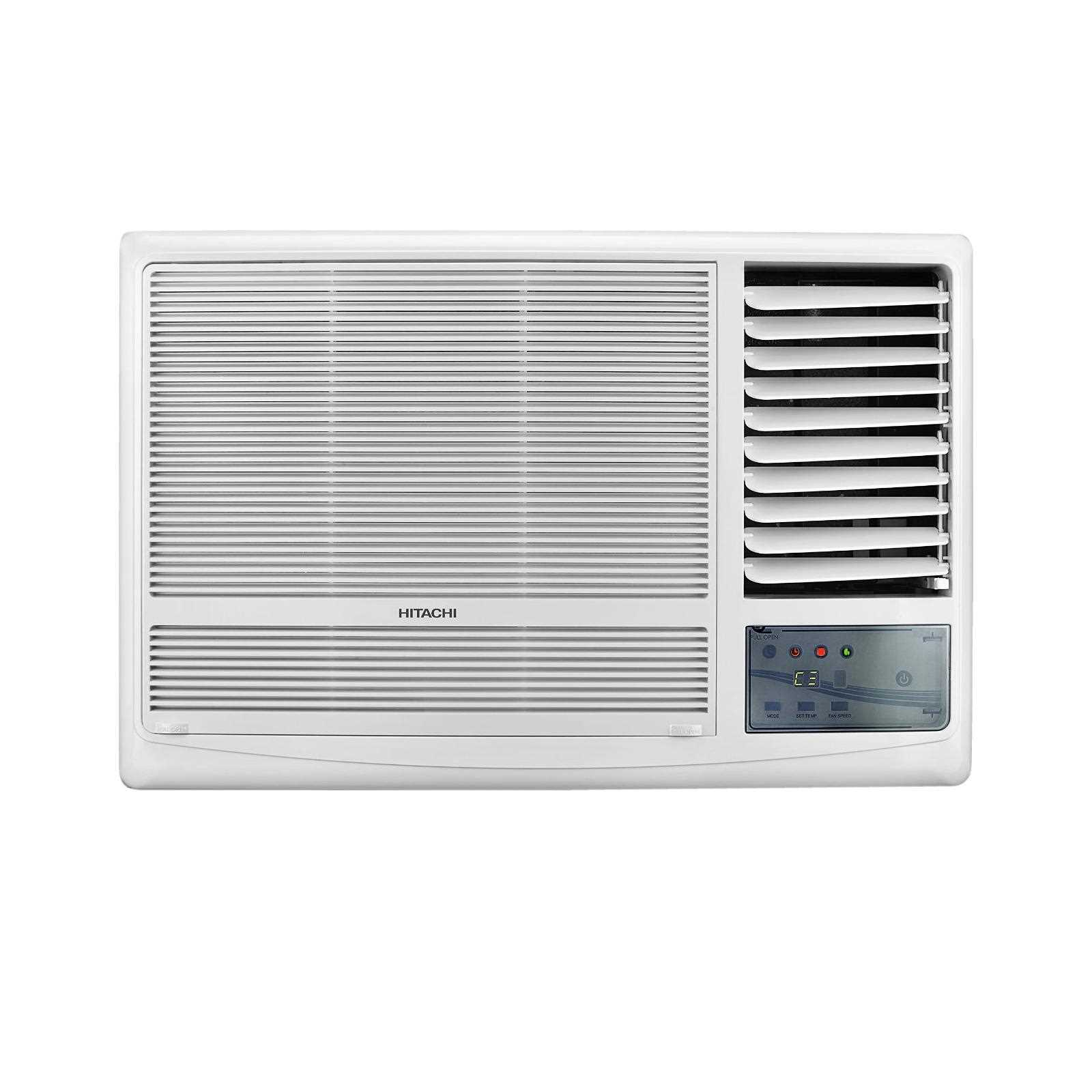 73b657afa Hitachi Kaze Plus RAW511KUD 1 Ton 5 Star Window AC Price  28 May 2019