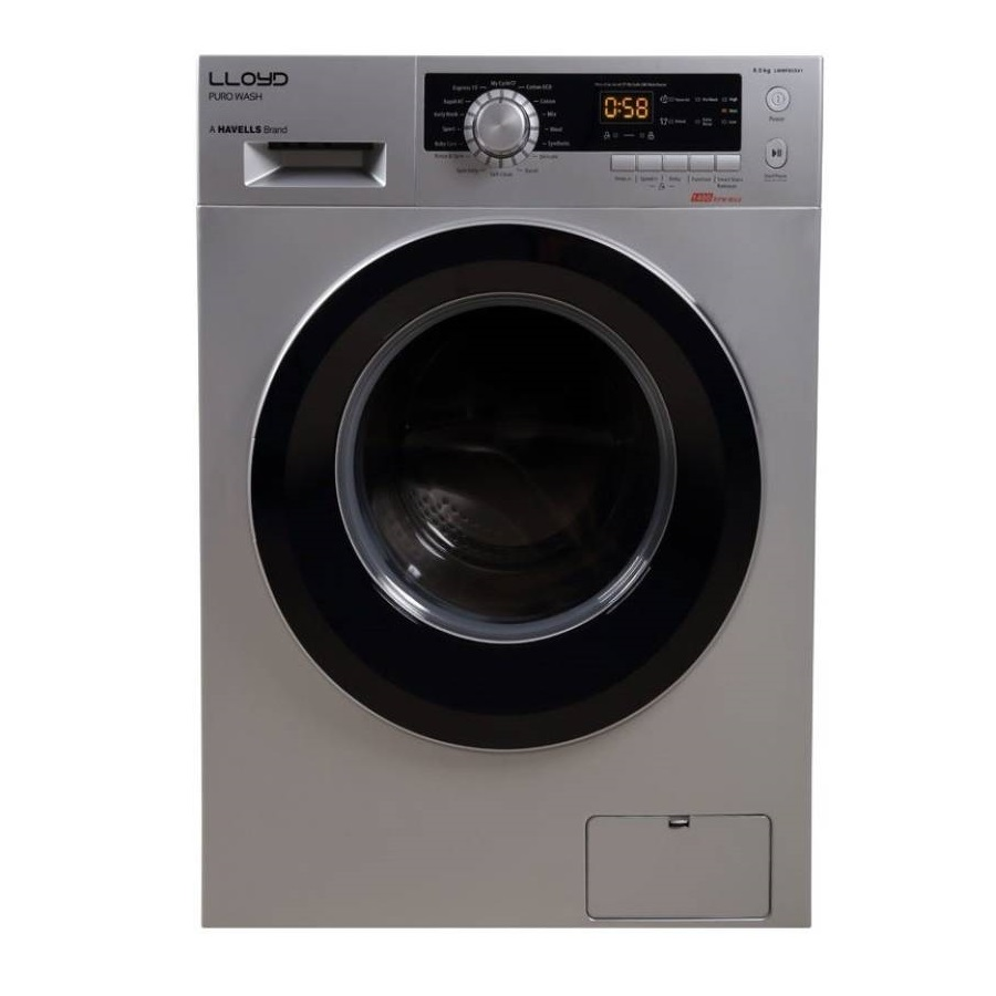 Lloyd LWMF60SX1 6 Kg Fully Automatic Front Loading Washing Machine