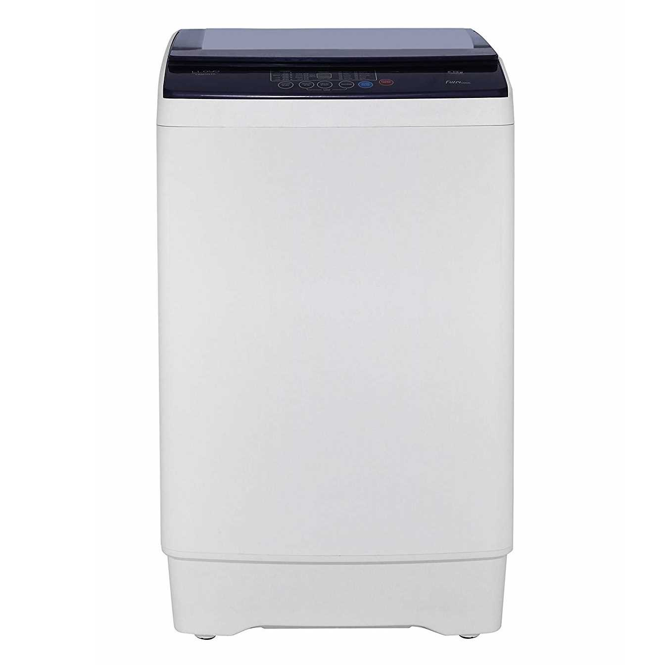 Lloyd LWMT65TG 6.5 Kg Fully Automatic Top Loading Washing Machine