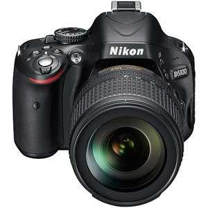 Nikon D5300 Camera with 18-55 mm lens