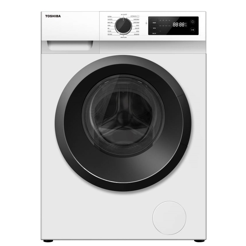 Toshiba TW-BJ80S2-IND 7 Kg Fully Automatic Front Loading Washing Machine
