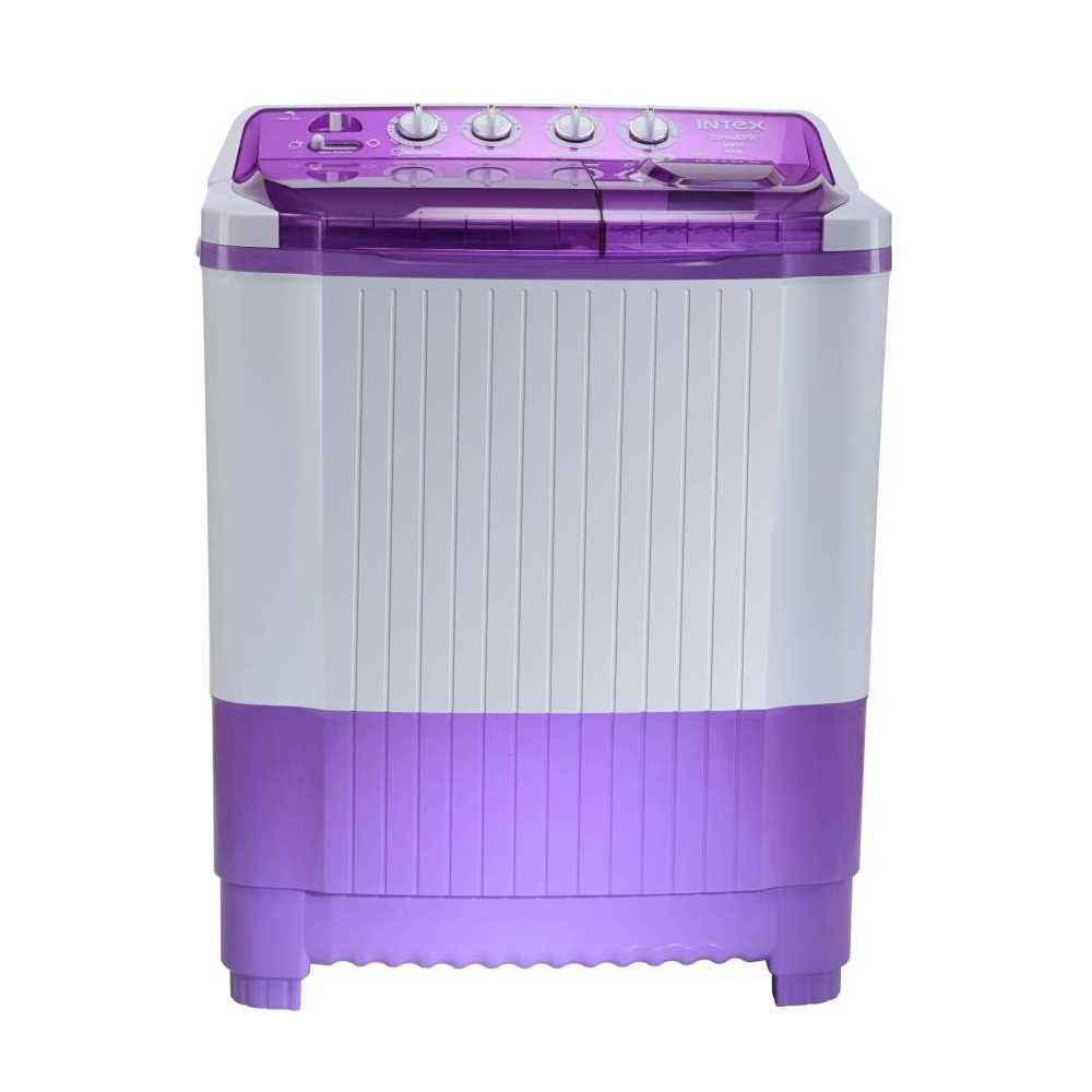 Intex WMSA80LV 8 Kg Semi Automatic Top Loading Washing Machine
