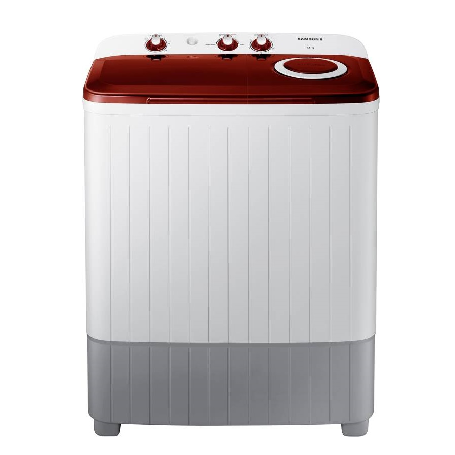Samsung WT65R2000HR TL 6.5 kg Semi Automatic Top Loading Washing Machine