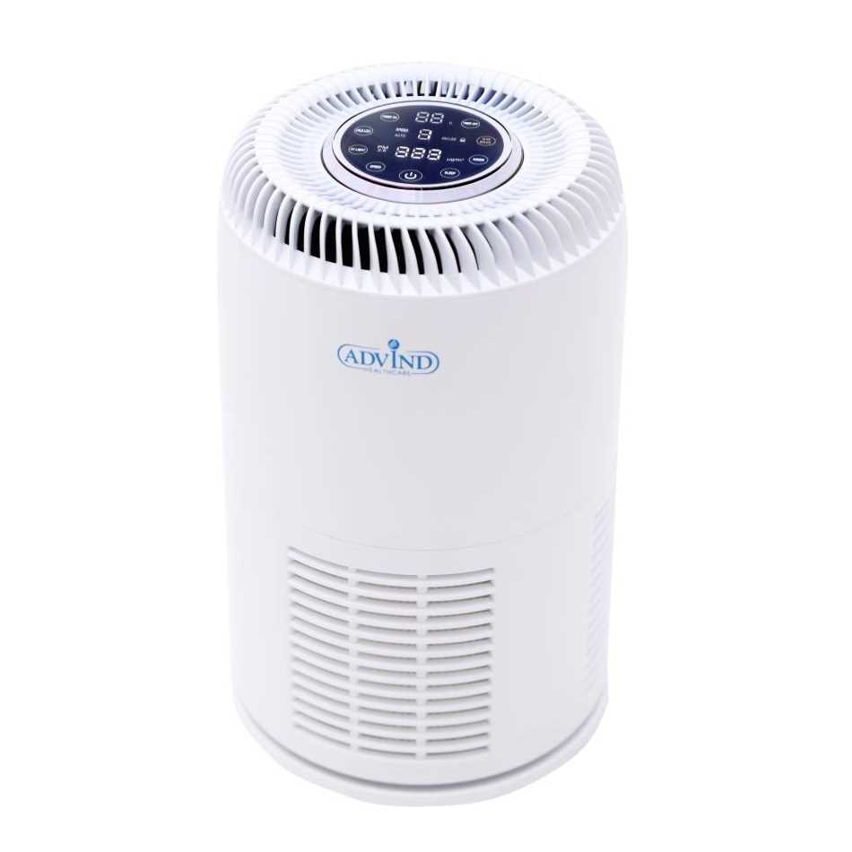 Advind Healthcare Airey 350 Portable Room Air Purifier