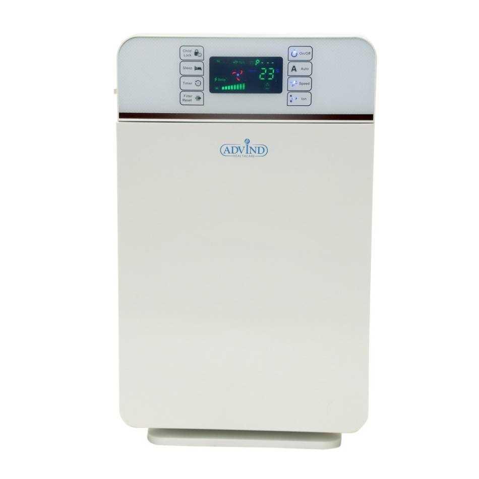 Advind Healthcare Vinson 400 Portable Room Air Purifier
