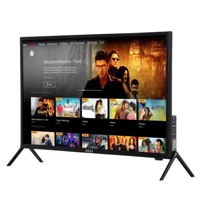 Akai AKLT32-80DF1M 32 Inch HD Ready LED Television