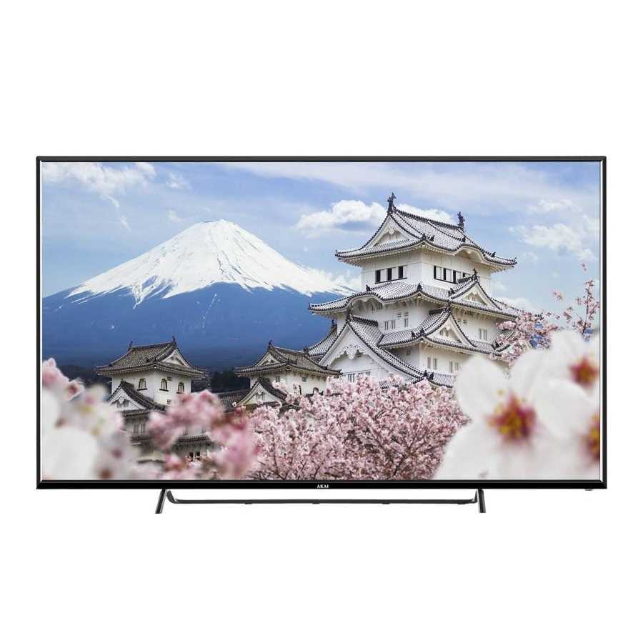 Akai AKLT65U-DS73K 65 Inch 4K Ultra HD Smart LED Television