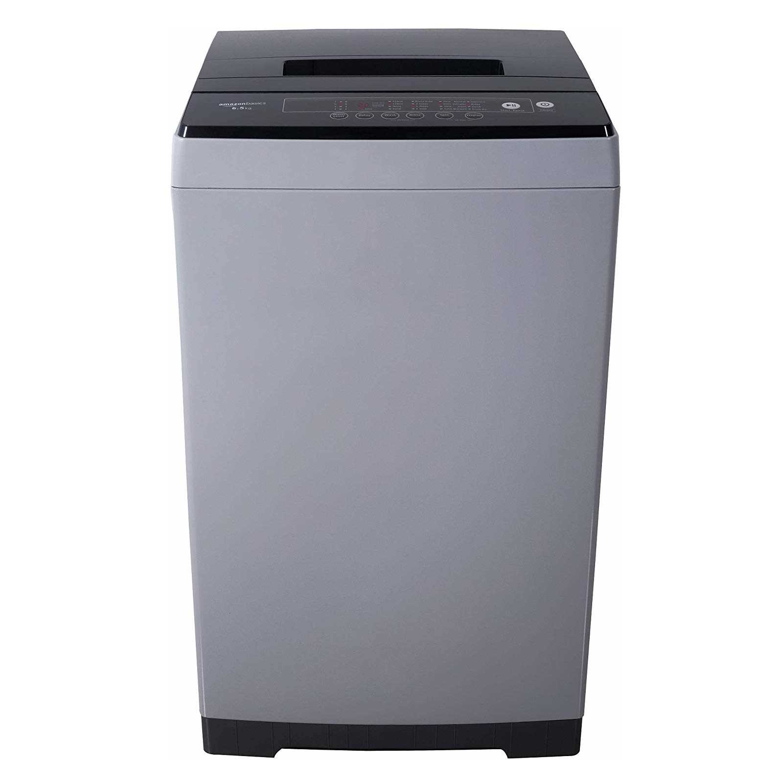 AmazonBasics AB6FAFL009 6.5 Kg Fully Automatic Top Loading Washing Machine