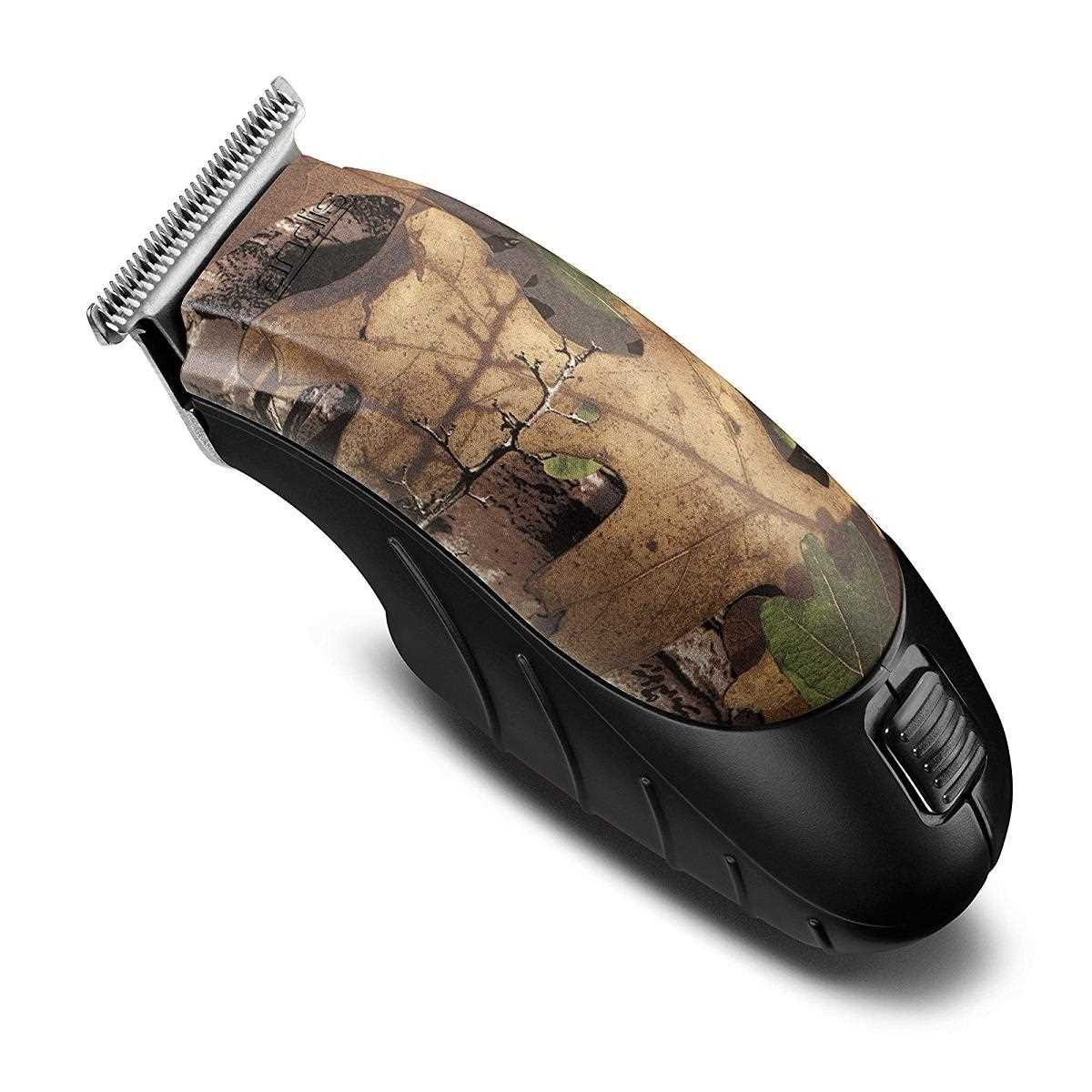Andis Camo Trim N Go Personal Trimmer