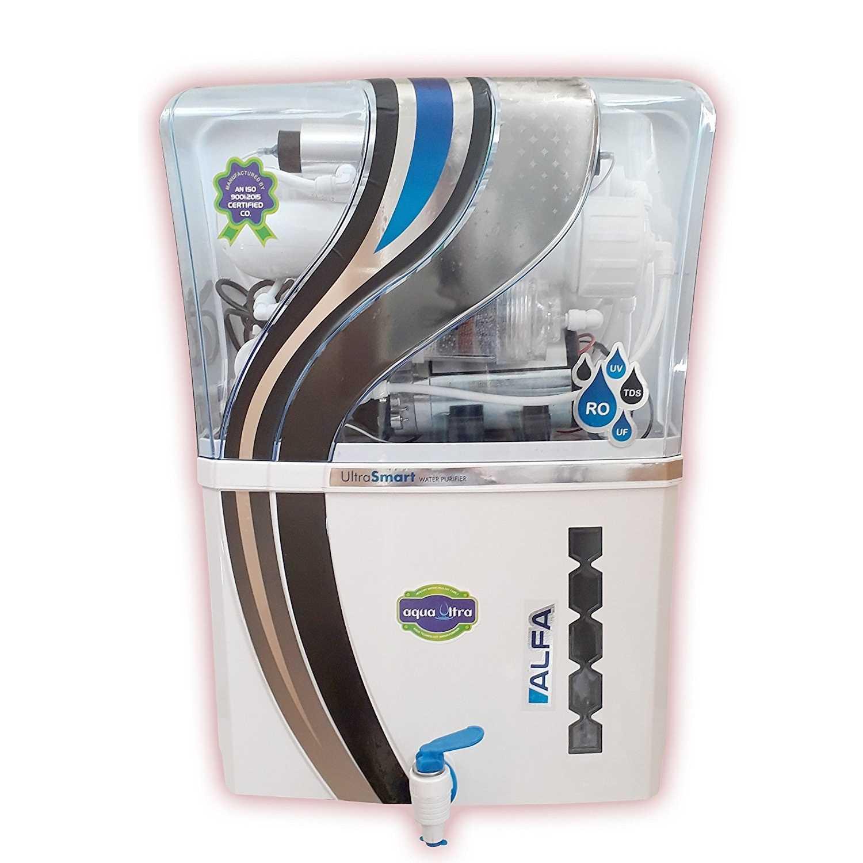 Aqua Ultra UX2126 Alfa RO UV UF Alkaline Water Purifier