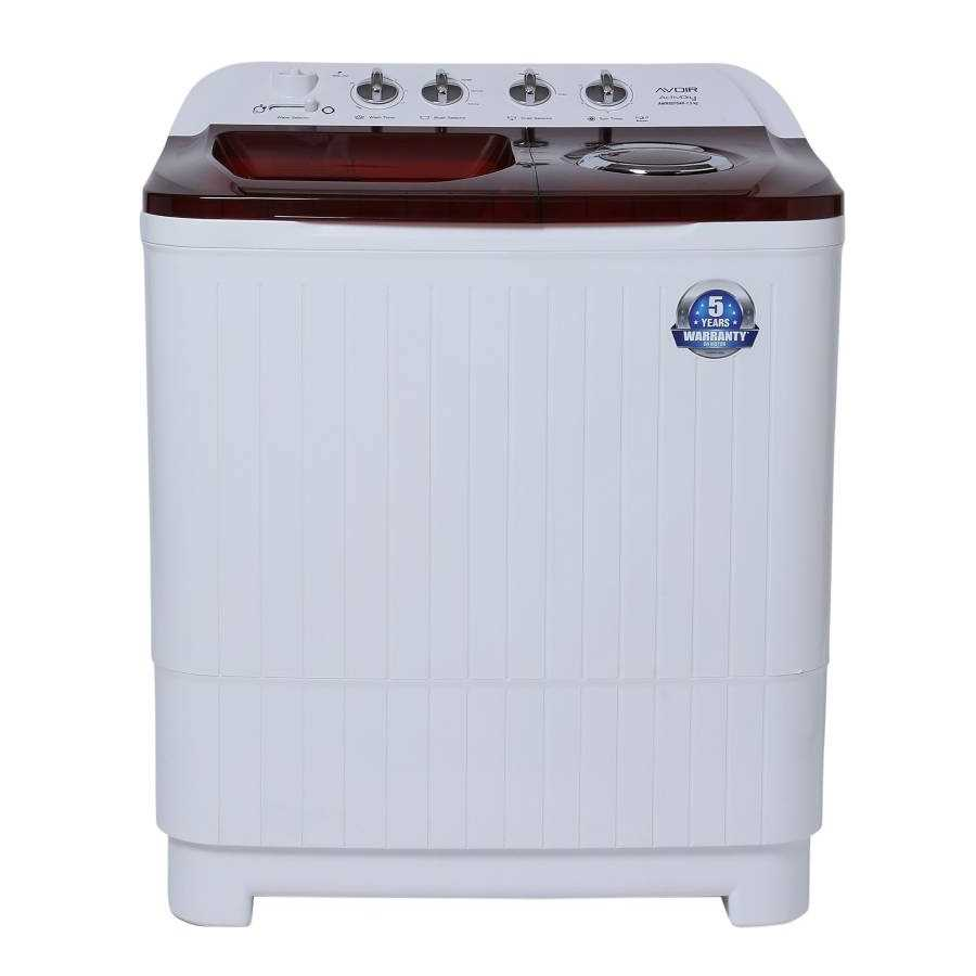 Avoir AWMSD75AR 7.5 Kg Semi Automatic Top Loading Washing Machine