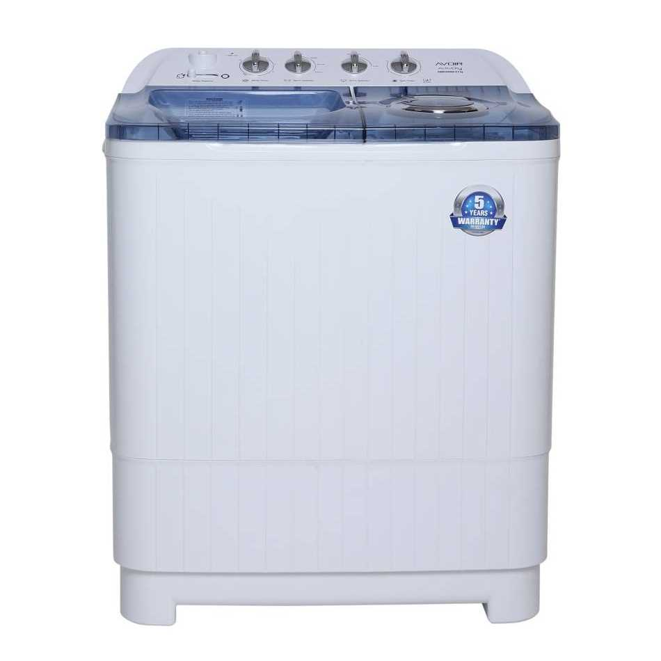 Avoir AWMSD80AB 8 Kg Semi Automatic Top Loading Washing Machine