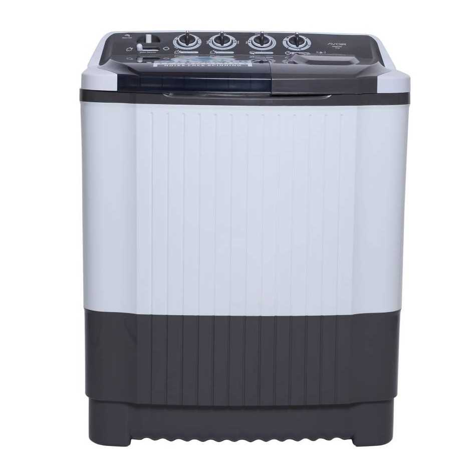 Avoir AWMSV76ST 7.6 Kg Semi Automatic Top Loading Washer with Dryer