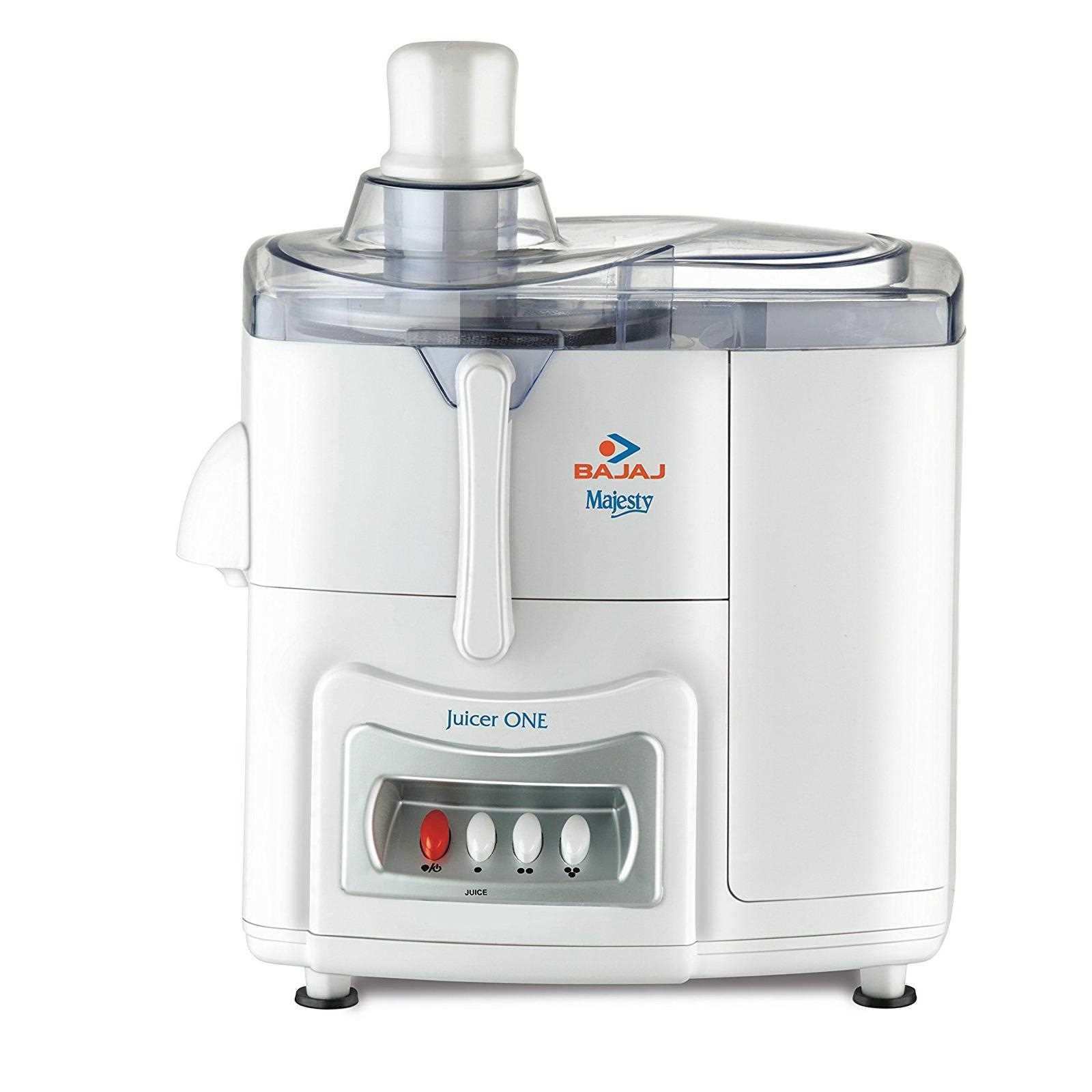 Bajaj Majesty One 500 W Juicer