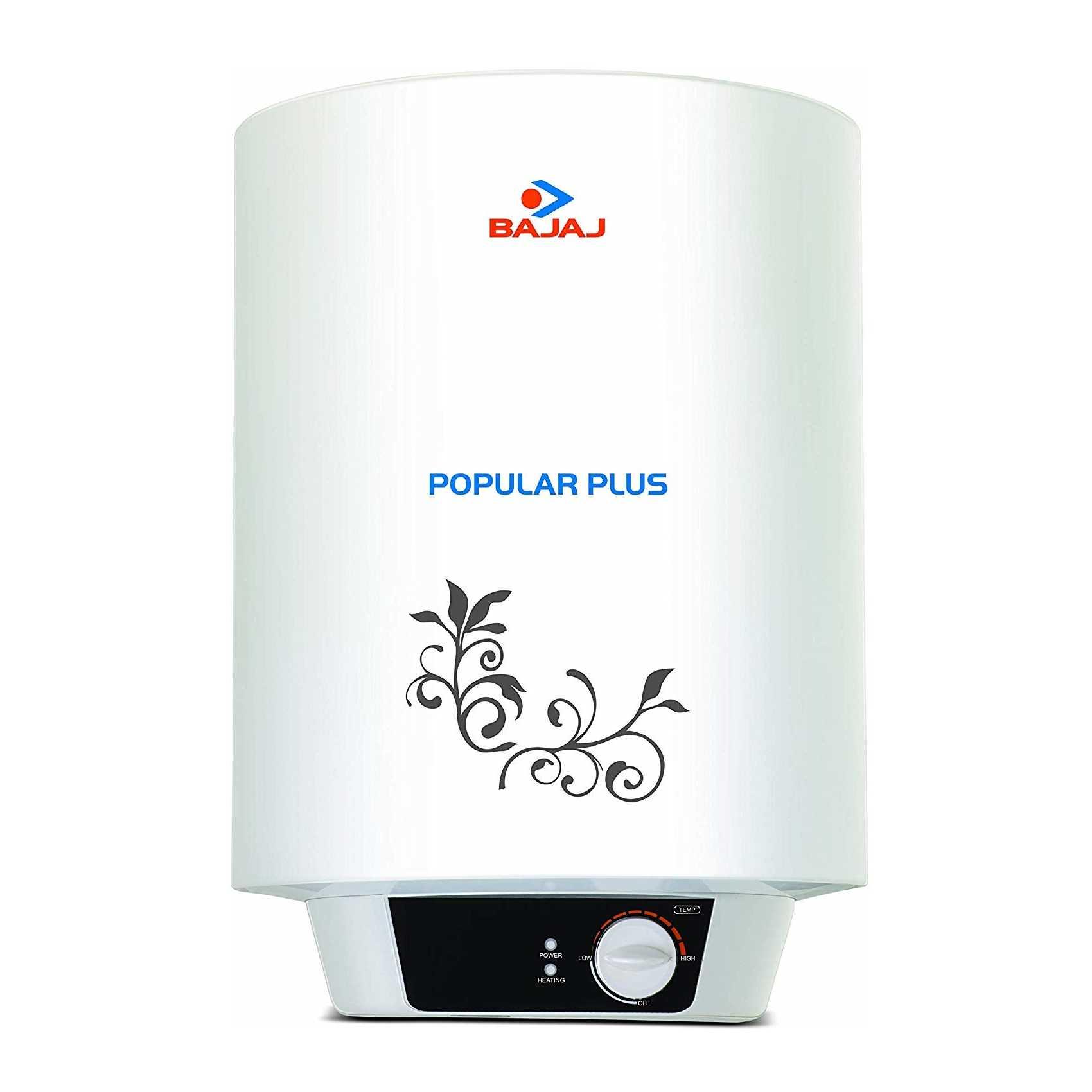 Bajaj Popular Plus 25 Litre Storage Water Heater