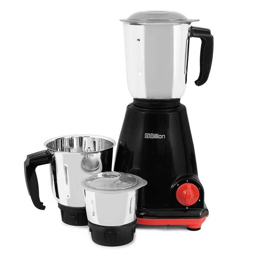 Billion Fast Grind MG122 500 W Mixer Grinder