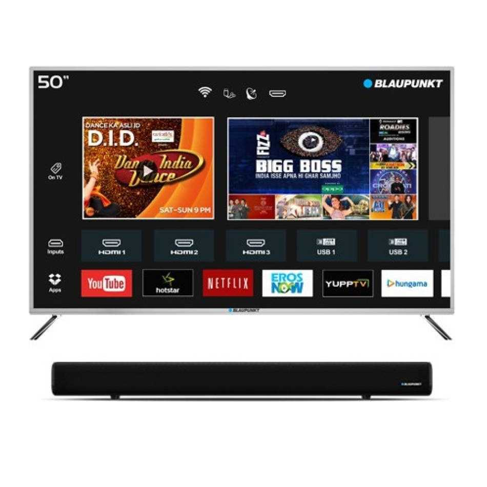 Blaupunkt BLA50AS570 50 Inch Full HD Smart LED Television