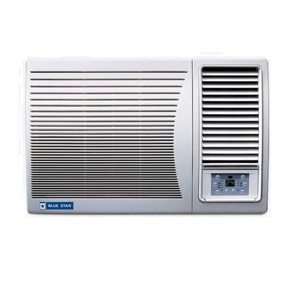 Blue Star 3W18LD 1.5 Ton 3 Star Window AC