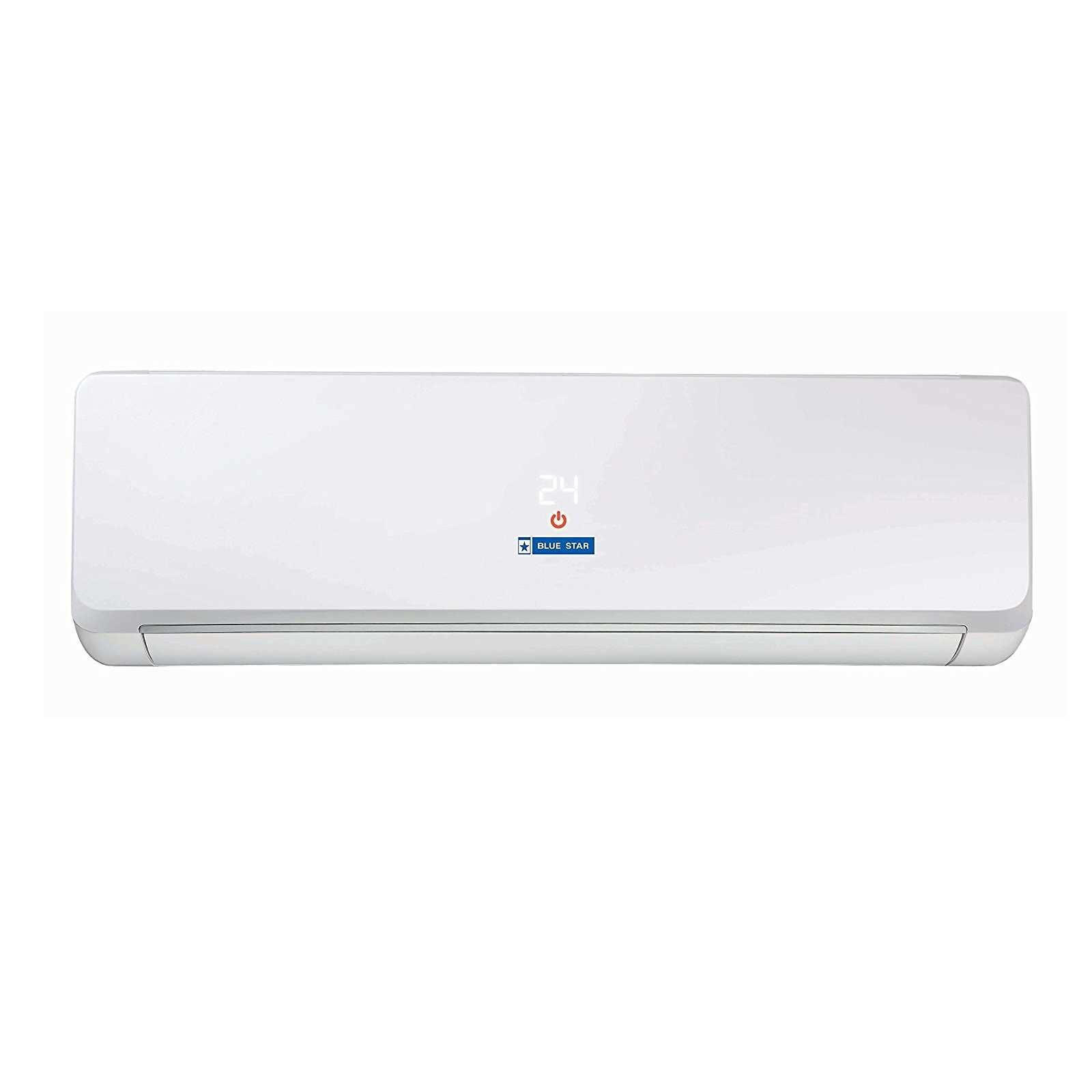 Blue Star BI 3CNHW12NAFU 1 Ton 3 Star Inverter Split AC