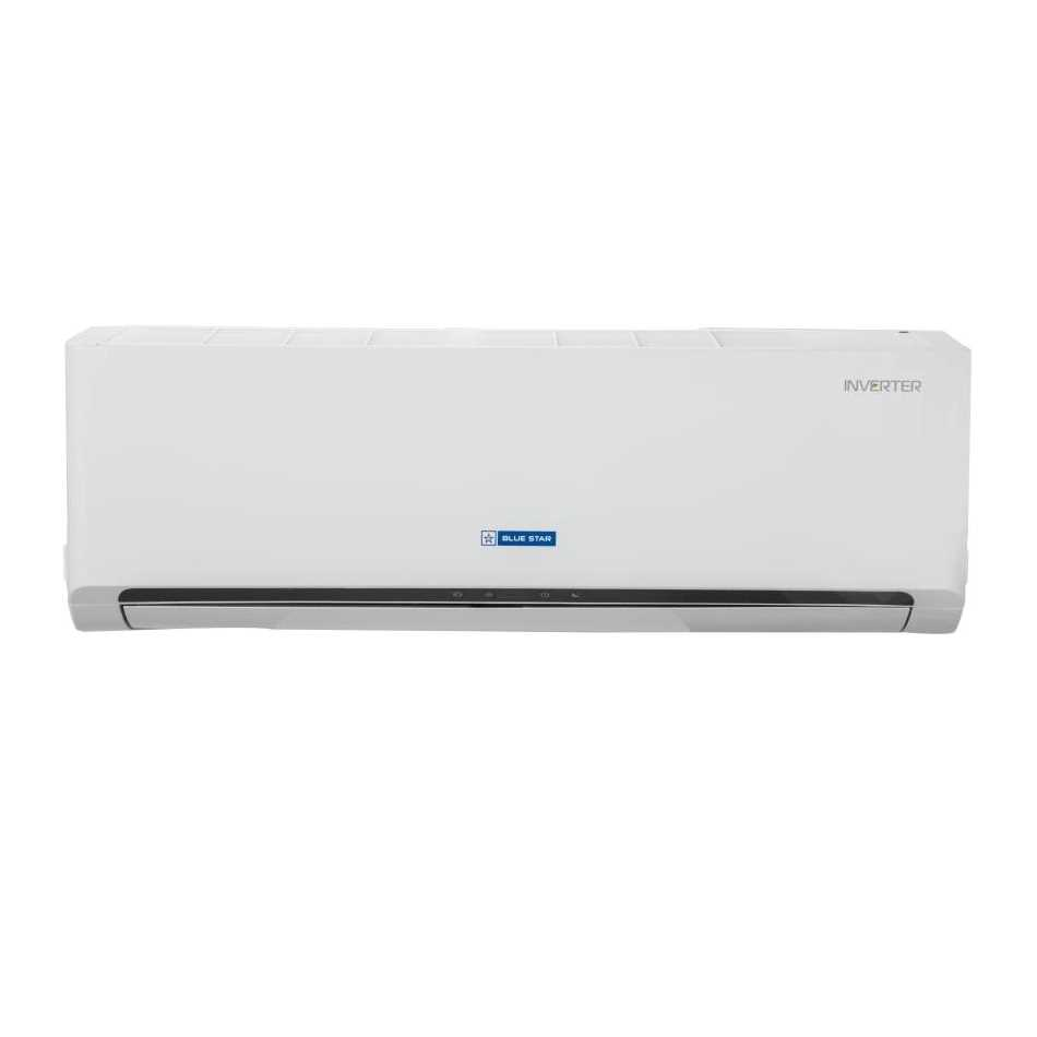 Blue Star BS-3CNHW18WAFU 1.5 Ton 3 Star Inverter Split AC