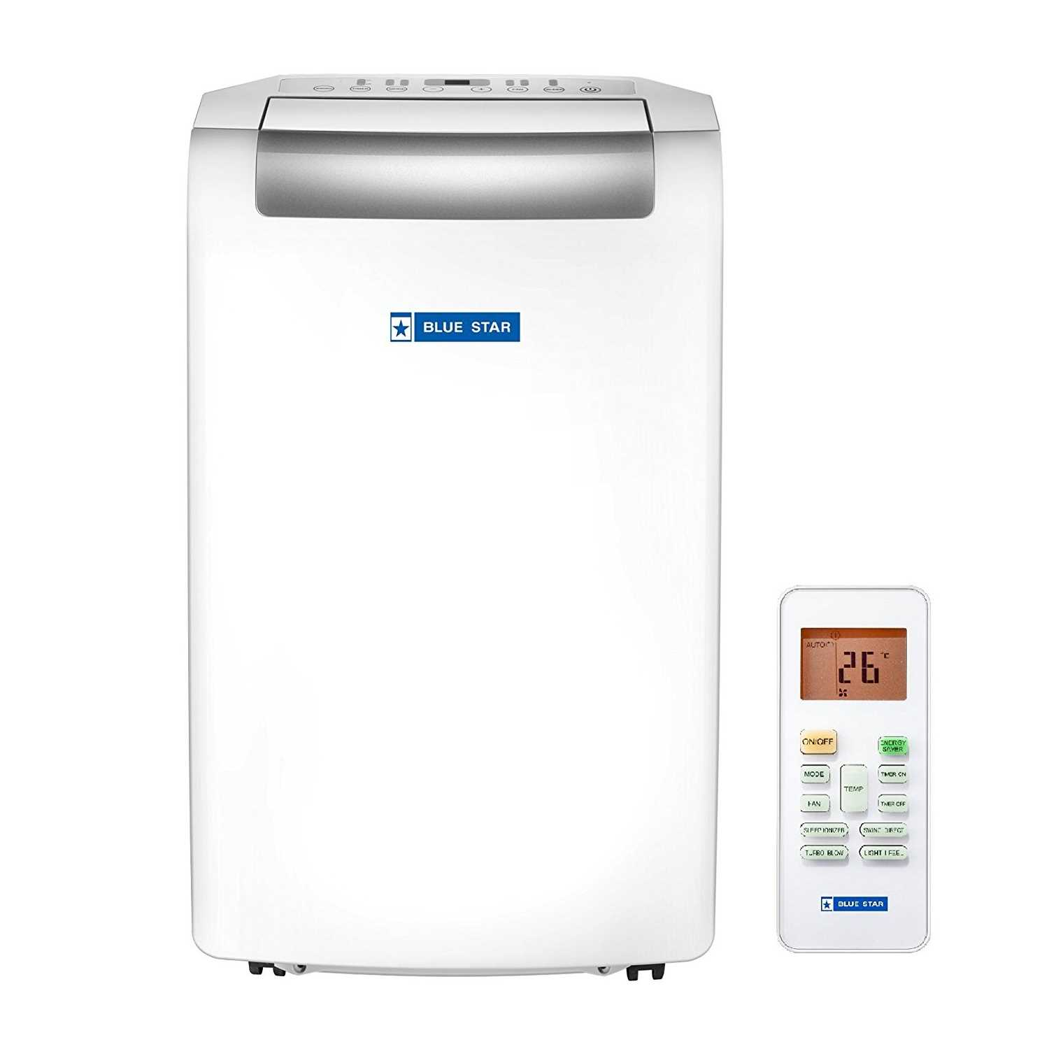 Blue Star BS CPAC12DA 1 Ton Portable AC