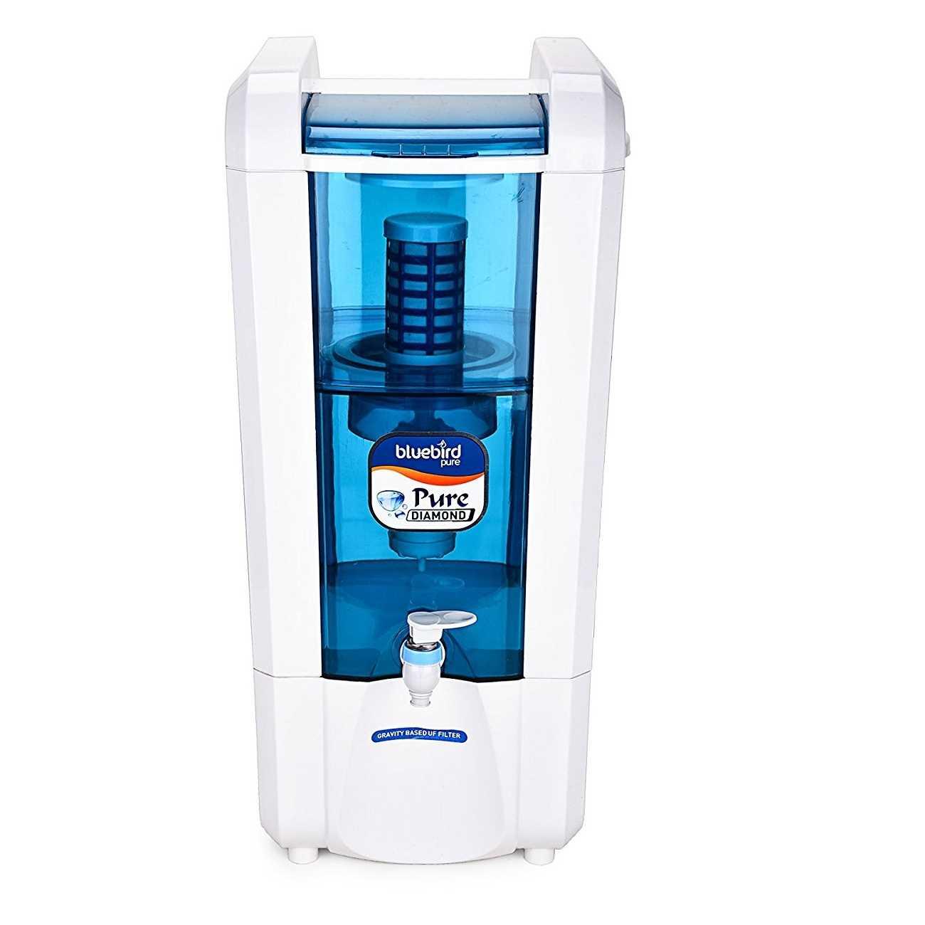 Bluebird Pure Diamond Gravity Based Water Purifier