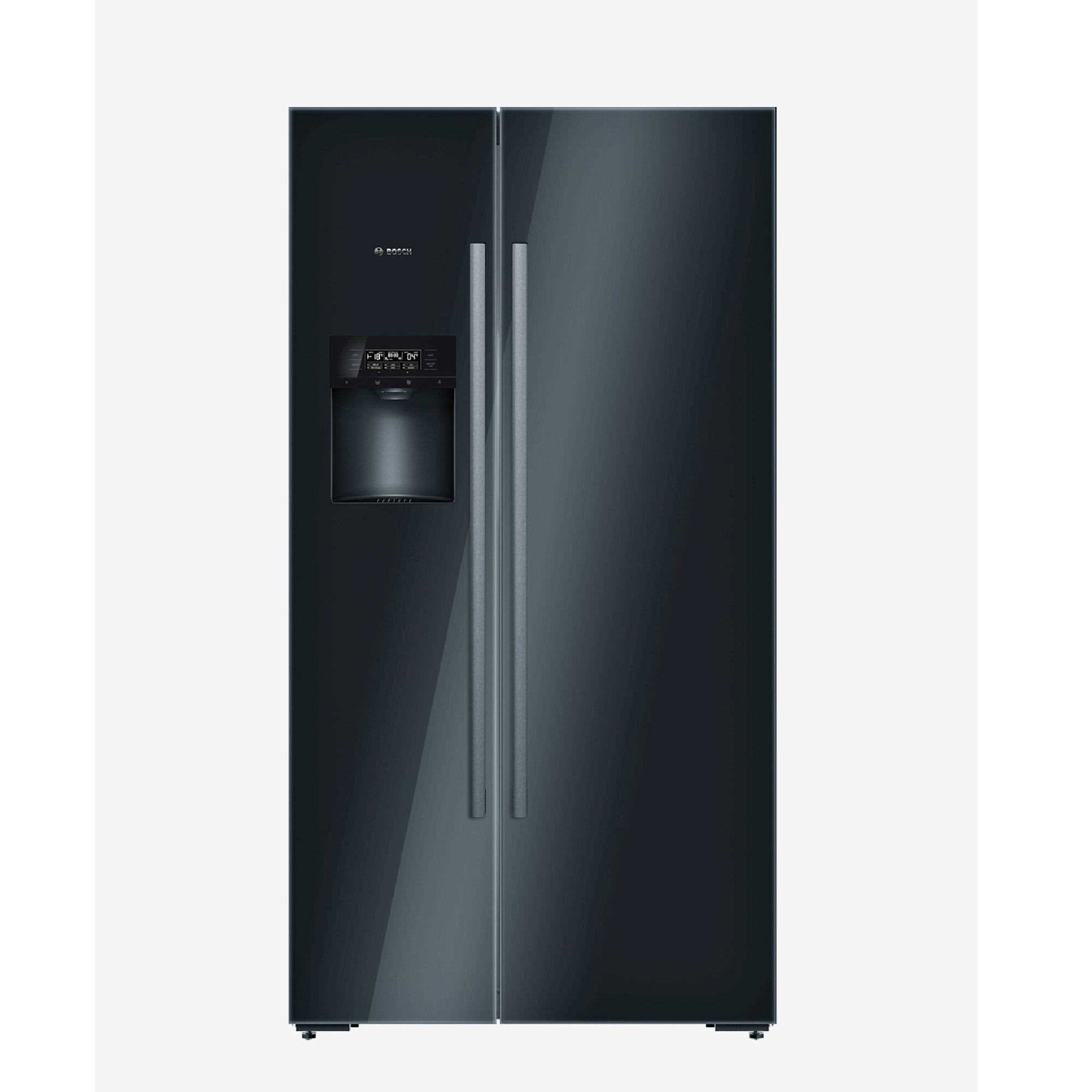 Bosch Kad92sb30 Side By Side 639 Litres Frost Free Refrigerator