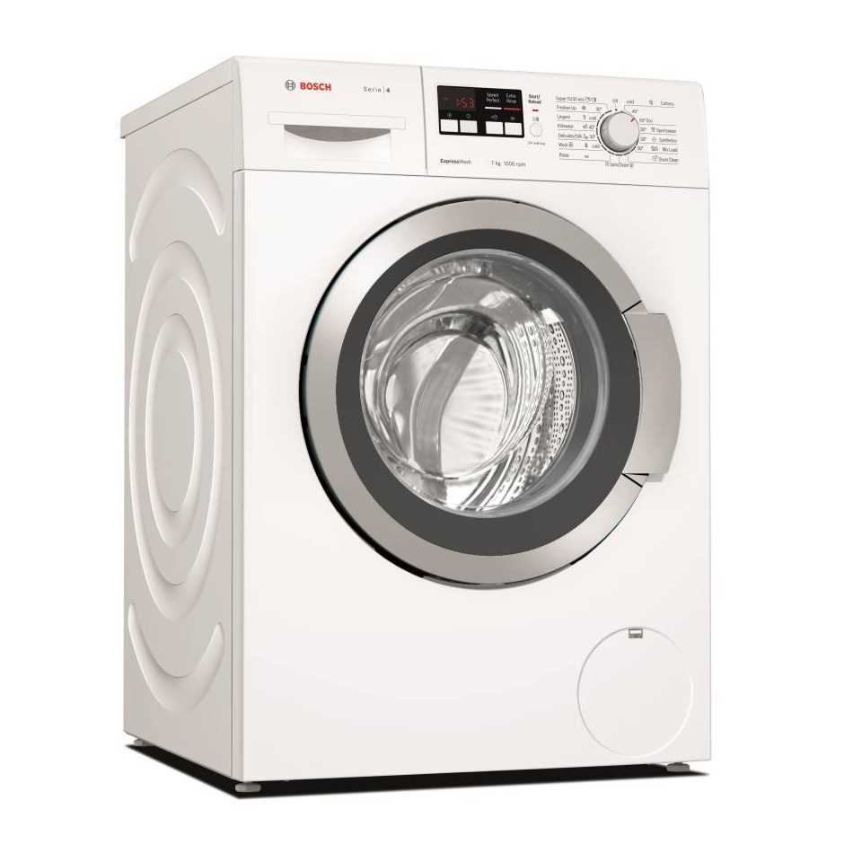 Bosch WAK20164IN 7 kg Fully Automatic Front Loading Washing Machine