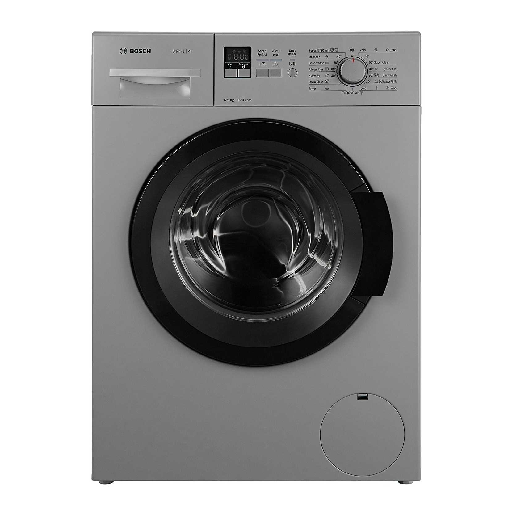 Bosch WAK20166IN 6.5 Kg Fully Automatic Front Loading Washing Machine