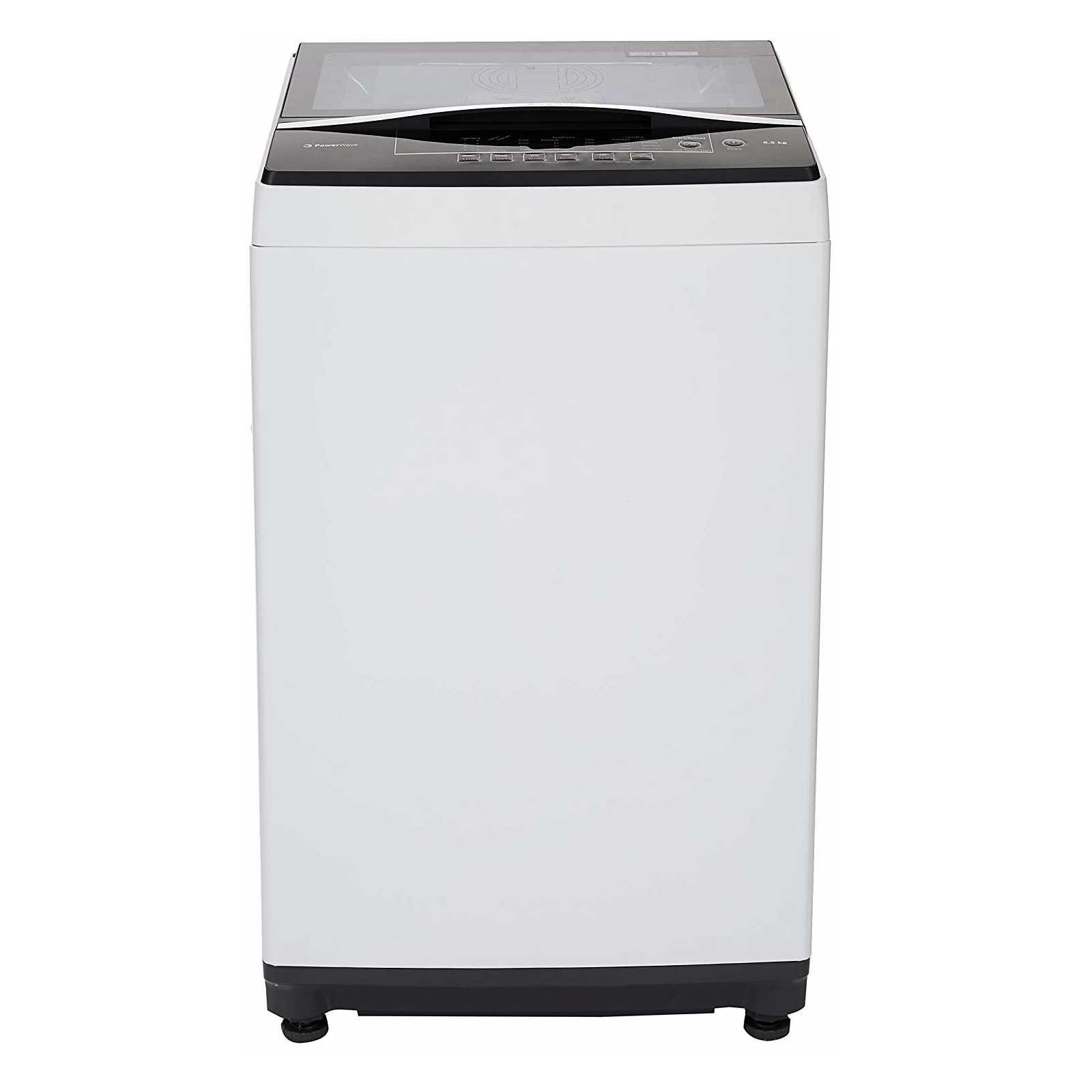 Bosch WOE654W0IN 6.5 Kg Fully Automatic Top Loading Washing Machine