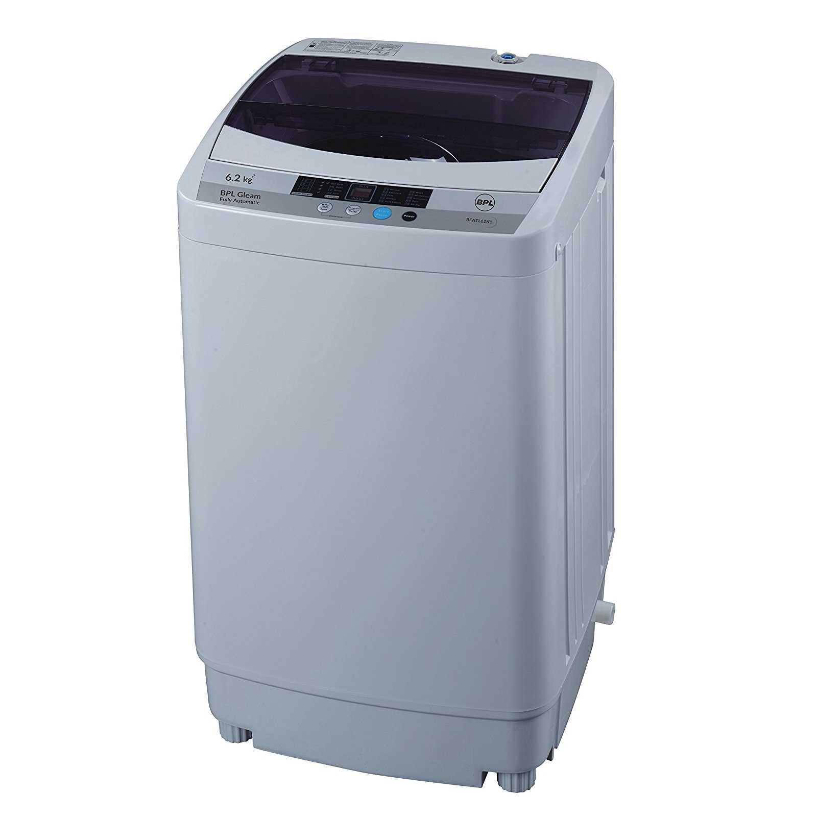 BPL BFATL62K1 6.2 Kg Fully Automatic Top Loading Washing Machine