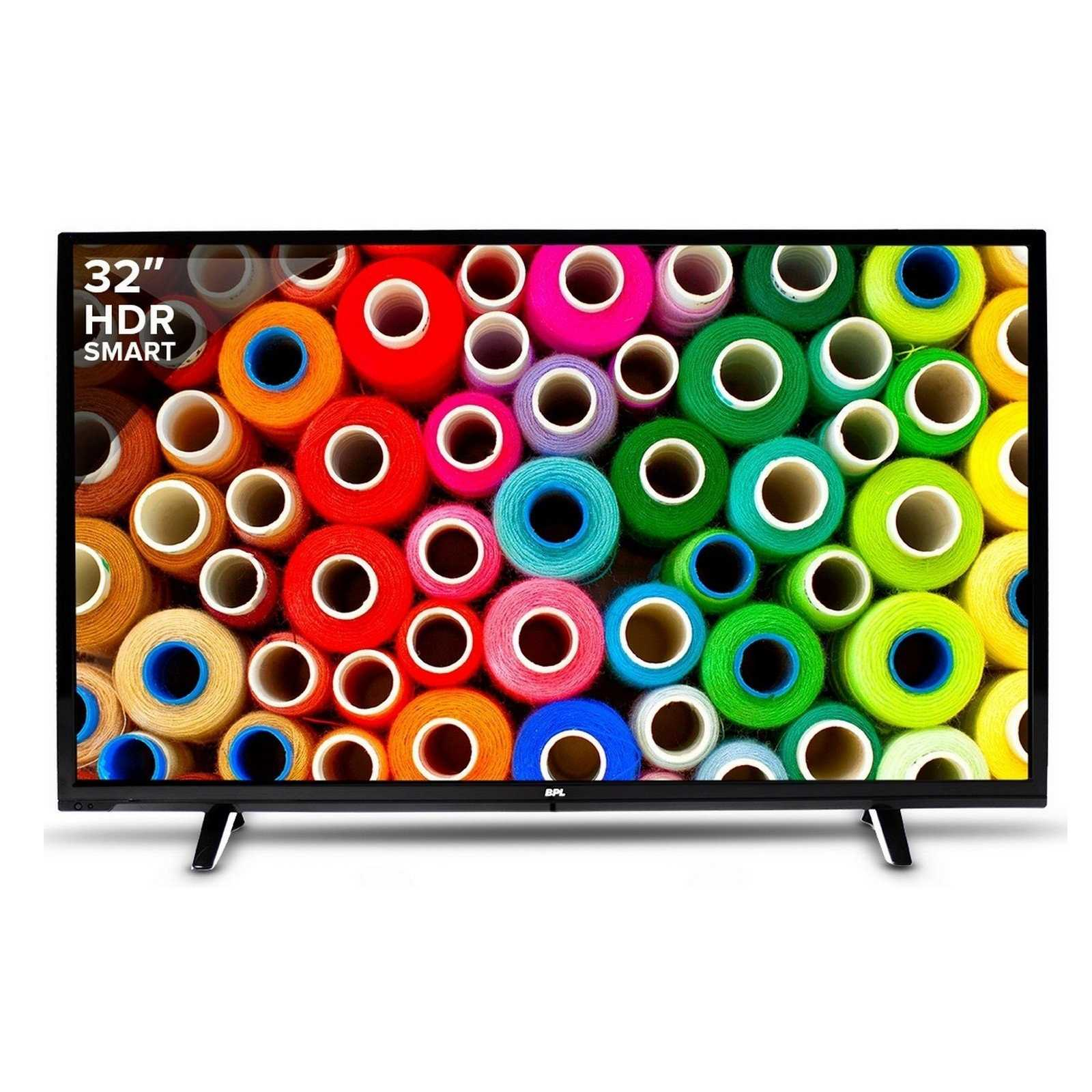 BPL Stellar BPL080A36SHJ 32 Inch HD Ready Smart LED Television
