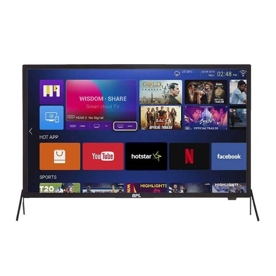 BPL T40SH30A 39 Inch HD Ready Smart LED Television