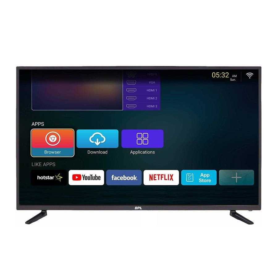 BPL T43SF24A 43 Inch Full HD Smart LED Television