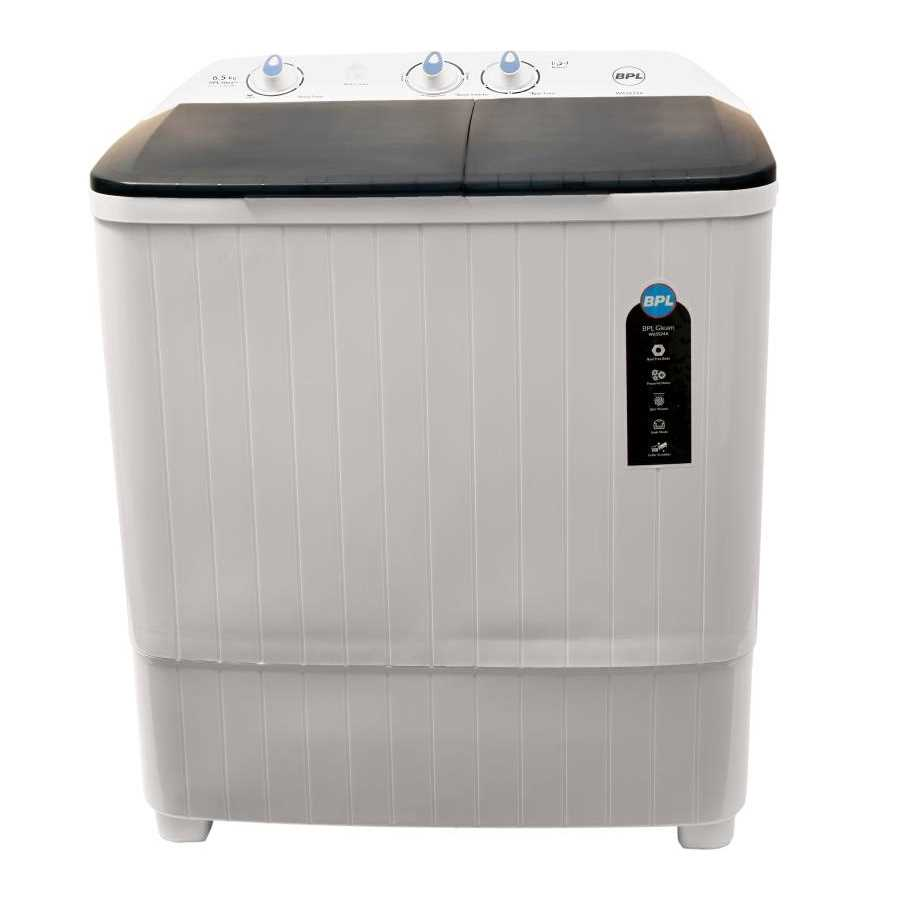 BPL W65S24A 6.5 Kg Semi Automatic Top Loading Washing Machine