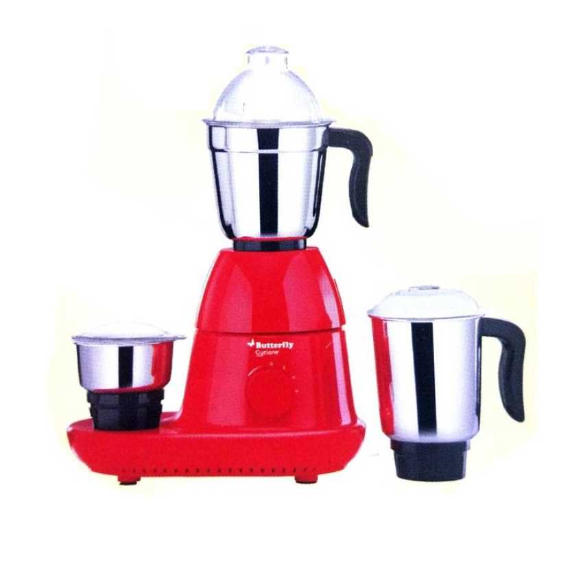 Butterfly Cyclone 750 W Juicer Mixer Grinder
