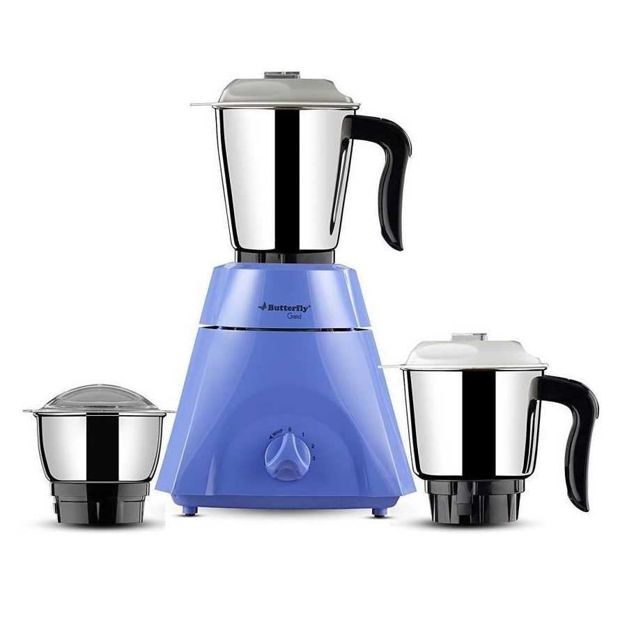Butterfly Grand XL 500 W Mixer Grinder