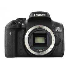 Canon EOS 750D Body Only