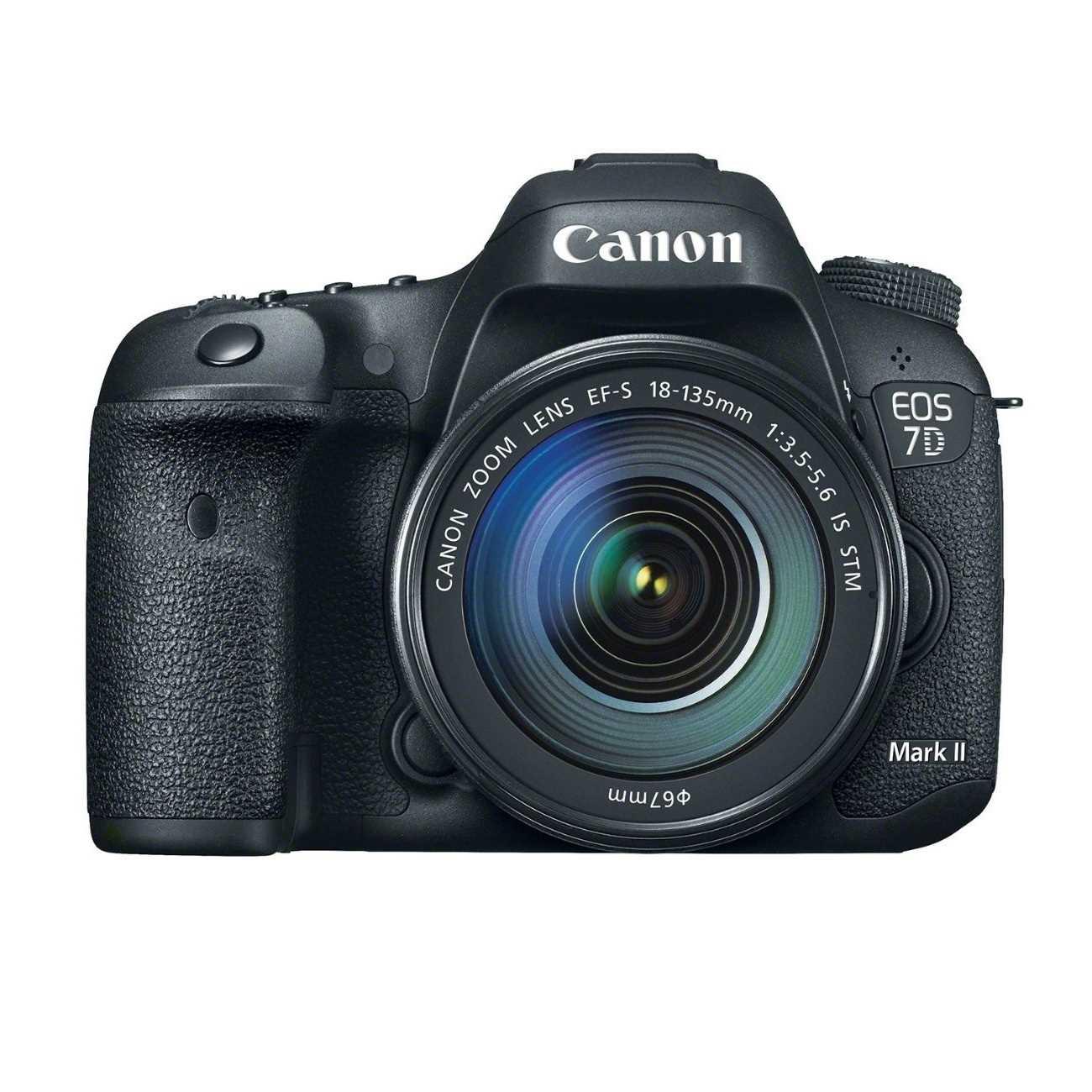 Canon EOS 7D Mark II 18-135 mm