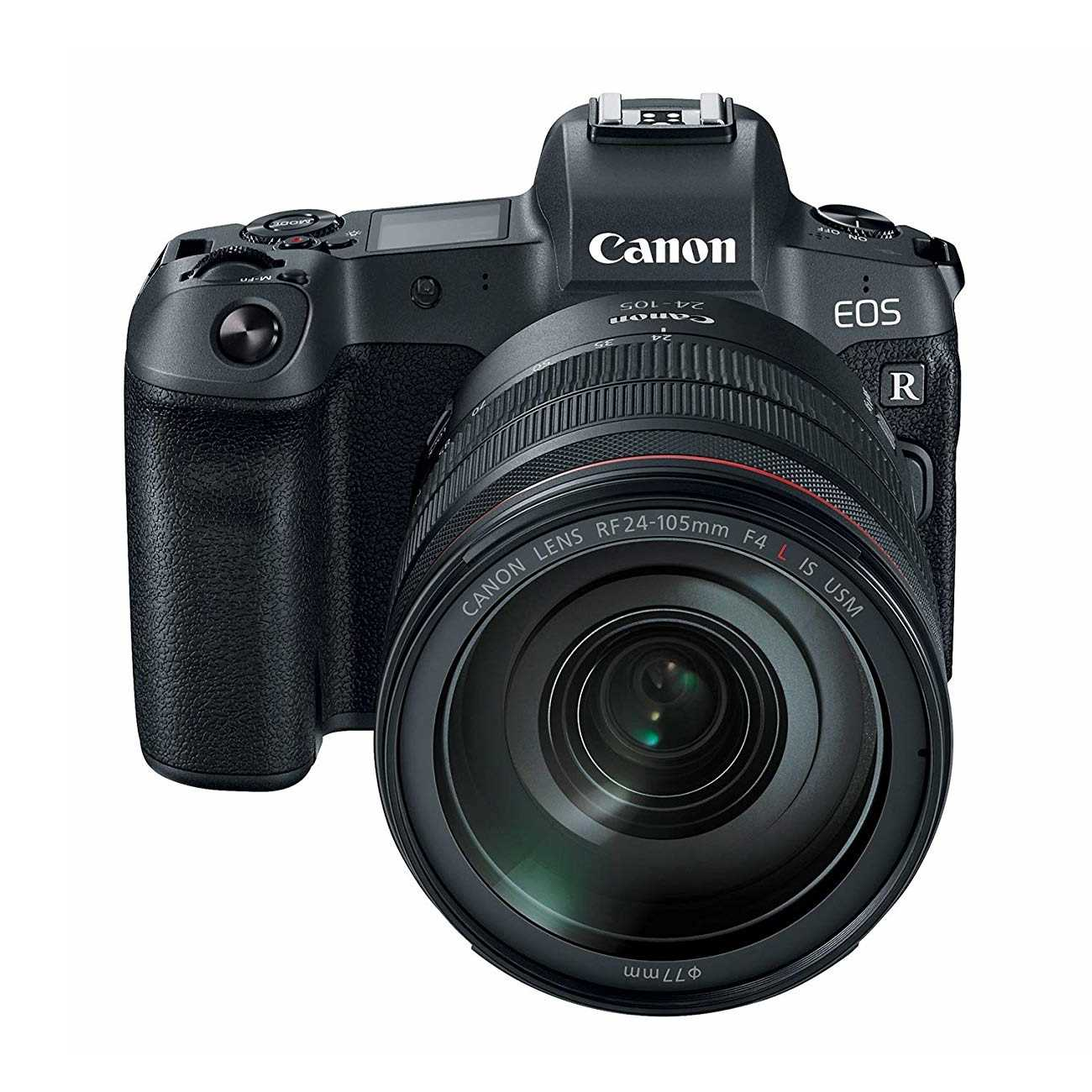 Canon EOS R Mirrorless Camera with 24-105 mm Lens